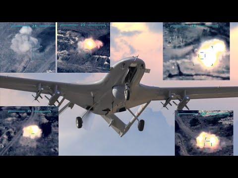 VIDEOS of Turkish Drones Erasing Russian-made Air Defense in Nagorno-Karabakh.
