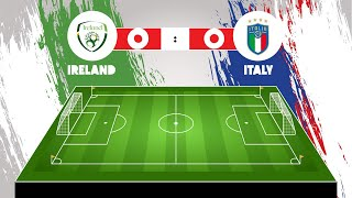 LIVE   Ireland vs Italy U21 Commentary   Nathan Murphy and Stuey Byrne