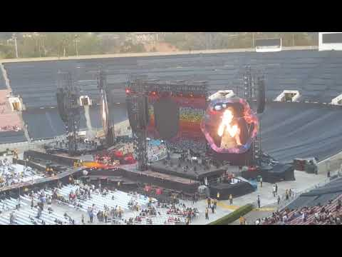 Alessia Cara - Wild Things VIP seating LIVE at Rose Bowl Pasadena - August 20, 2016