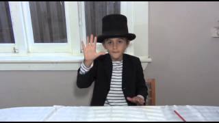 How to do Magic tricks: cool disappearing coin trick