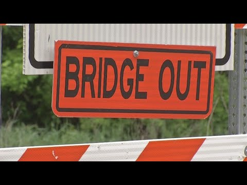 Licking County Engineer: Damaged bridge needs to be replaced