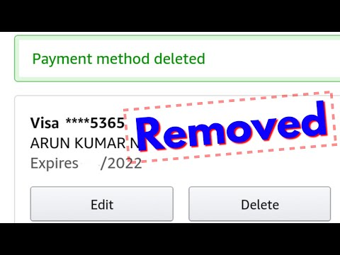 how-to-remove-payment-method-from-amazon||delete-credit-&-debit-card-details(info)