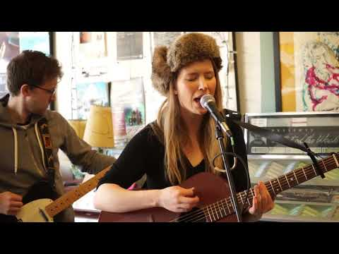 Skye Wallace at The Record Centre