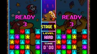 Tetris Attack - Hard Mode - User video
