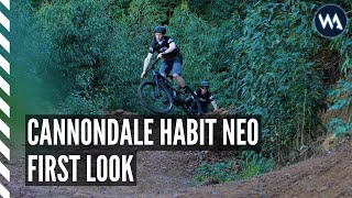 CANNONDALE HABIT NEO | FIRST LOOK & REVIEW