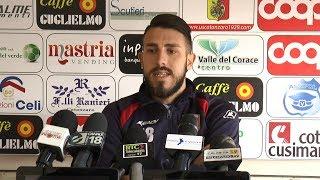Verso Catanzaro-Catania: De Giorgi in conferenza stampa