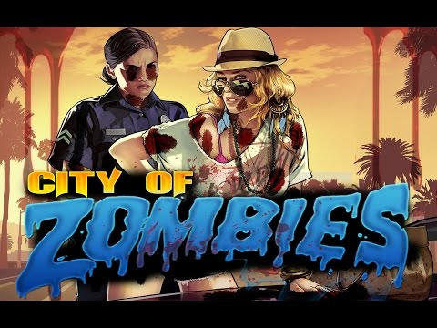 GTA Z - City Of Zombies EPISODE 1 (GTA 5 ZOMBIE APOCALYPSE) - CINEMATIC MOVIE