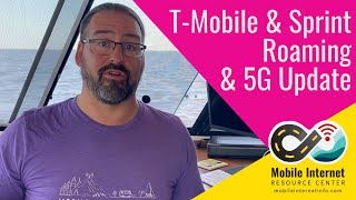 T-Mobile & Sprint Update: Roaming Live & Mid-Band 5G Rolling Out!