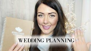 HOW I'M PLANNING MY WEDDING   WEDDING PLANNING CHAT
