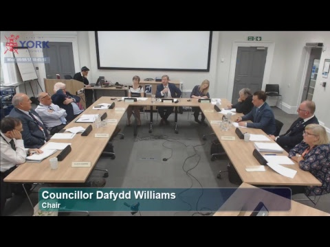 Customer & Corporate Services Scrutiny Management Committee (Calling In), 9 August 2017