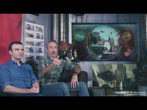 BEYOND GOOD & EVIL 2   Gameplay Demo Walkthrough  1080p HD 60FPS 720p