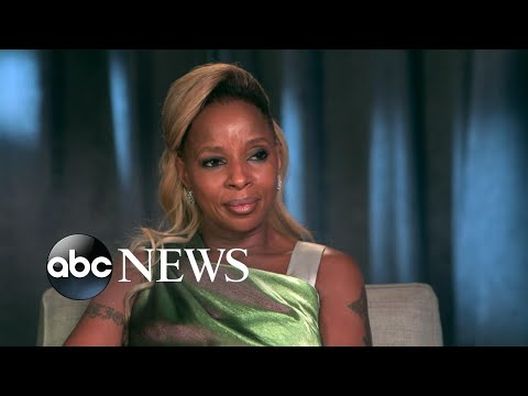 Mary J. Blige says her 'Mudbound' character 'was already in my DNA'