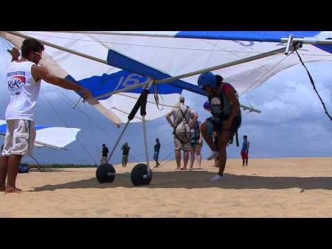 Hang Gliding On The Outer Banks - Videography From Island Shore Productions