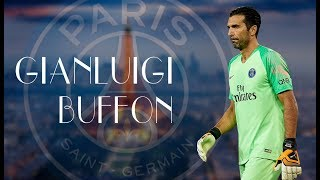 Gianluigi Buffon Amazing Saves 2018/2019