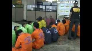 24 Pelaku Curas Ditangkap, 24 Senpi Disita