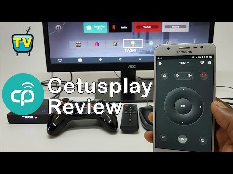 CetusPlay The Best Universal Remote Controller App For Mobile Devices