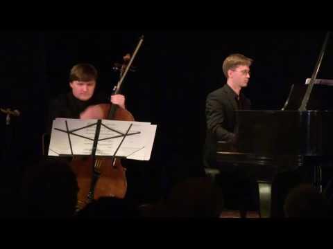 Sergei Rachmaninoff - Sonata for Cello and Piano in G minor, Op. 19