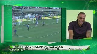 Denilson relembra título do Paulista contra o Corinthians