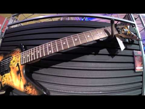 NAMM 2016 - DIMEBAG DARRELL Signature and Razorbolt Guitars from Dean | GEAR GODS