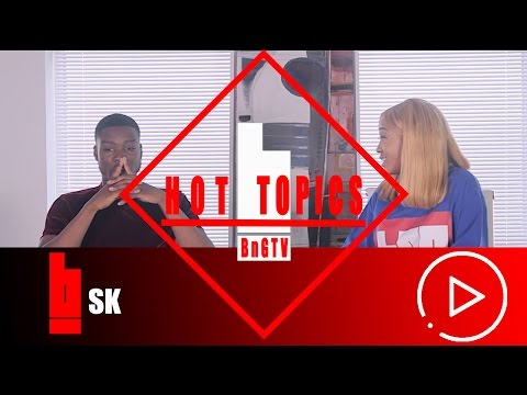 SK - Mujo, Didn't Give Me Credit, Got Songs There, Don't Say My Name | HOTTOPICS | @BnG.TV