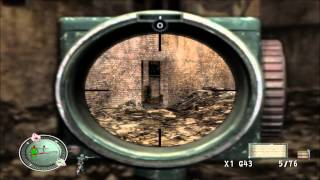 Sniper Elite: Berlin 1945 PC gameplay