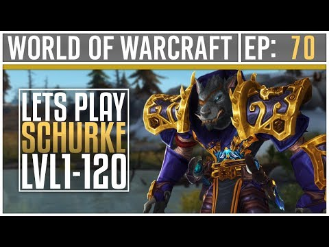 Let's Play WoW - Schurke - #70 Val'sharah! [Deutsch]