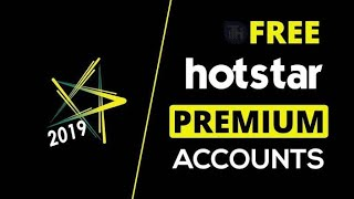 Hotstar premium free || lifetime || must watch this video
