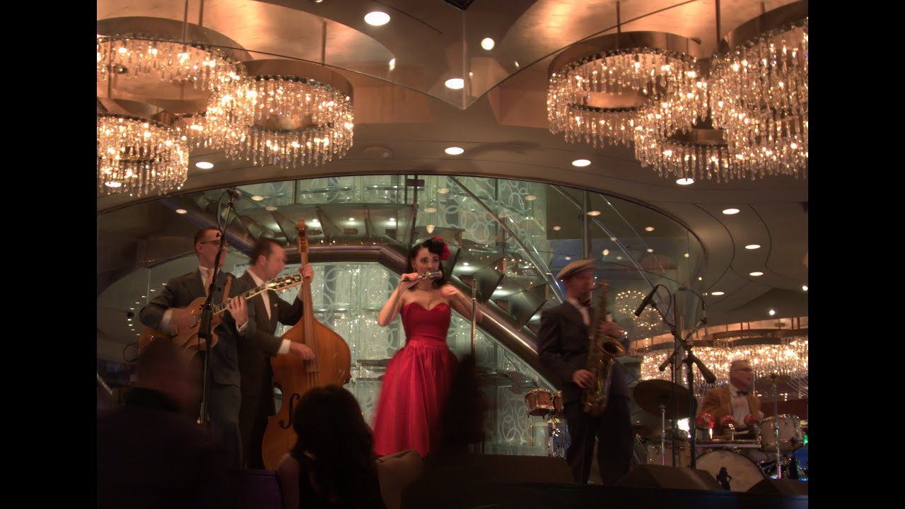 Jennifer Keith Quintet at Chandelier Las Vegas Topsy