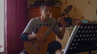 Philippe Chatel - Emile Jolie (Guitare Classique)