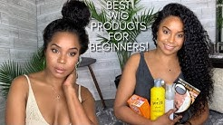 2019 WIG MUST HAVES! | PRODUCTS BEGINNERS NEED TO SLAY YOUR WIG | ALWAYSAMEERA