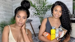 2019 WIG MUST HAVES!   PRODUCTS BEGINNERS NEED TO SLAY YOUR WIG   ALWAYSAMEERA