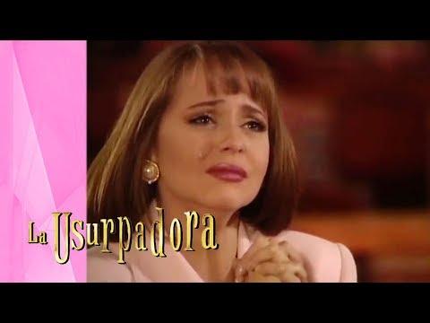 ¡Paulina confiesa que ella no es Paola Bracho! | La Usurpadora - Televisa
