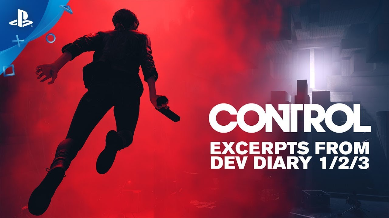 Control - Fragmenten dev diary's | PS4
