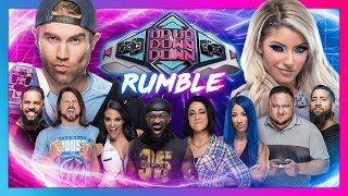 UpUpDownDown Championship Rumble Livestream – Jan. 27, 2020