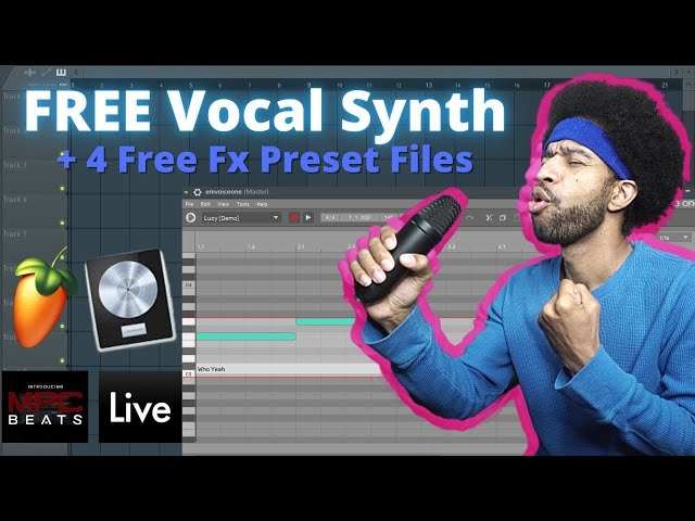 EmVoice One FREE Vocal Synth VST Plugin Review and Demo (Plus 4 Free  FX Presets)