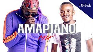 AMAPIANO MIX | EMCIMBINI - HELLO | DJ MAPHORISA & KABZA DE SMALL |10 FEB 2020