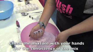 Plush Folly: How to make Bath Fizz Balls Thumbnail