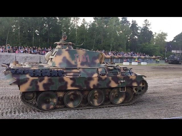 Panther A Sd.Kfz. 267 - Stahl auf der Heide 2017