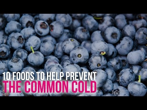10 Foods That Will Help Prevent The Common Cold