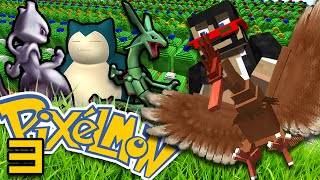 Minecraft: Pokemon Ep. 3 - I'M A THIEF?