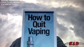 Chillin With Tom & Friends #153 We learn how to Quit Vaping..