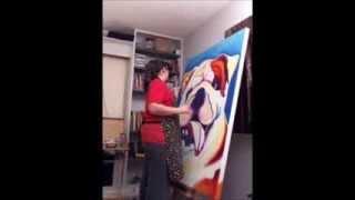 Dawgart - Bulldog - Speed Paint
