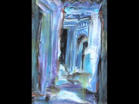 Abstrait pastelNoureddine Akharroub  YouTube