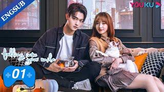 Falling Into Your Smile EP1  E-Sports Romance Drama  Xu Kai/Cheng Xiao/Zhai Xiaowen  YOUKU
