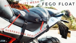 FEGO FLOAT | AIR SUSPENSION SEAT | REVIEW