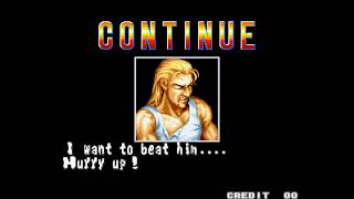 Game Over: Fatal Fury - King of Fighters