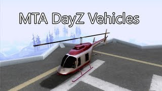 MTA DayZ Vehicle