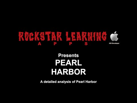 Pearl Harbor by Rockstar Learning