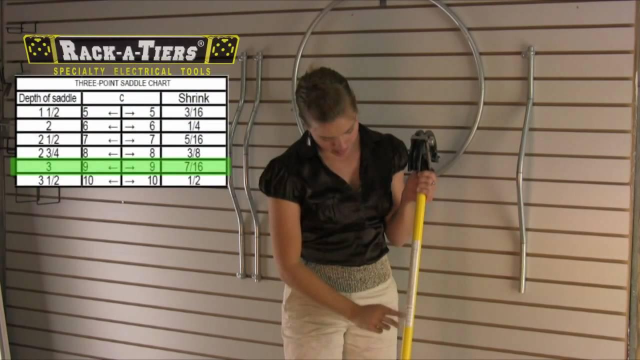 Rack-a-Tiers Hoppy Bender Conduit Bending, Pipe Bending In HD