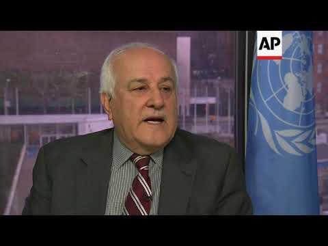 Palestinian Amb: Gaza Violence A 'Massacre'